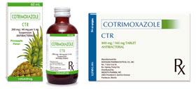Cotrimoxazole for uti dose cipro